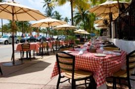 Ocean Drive Restaurant